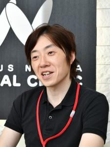 ウニクス岩松晃弘先生