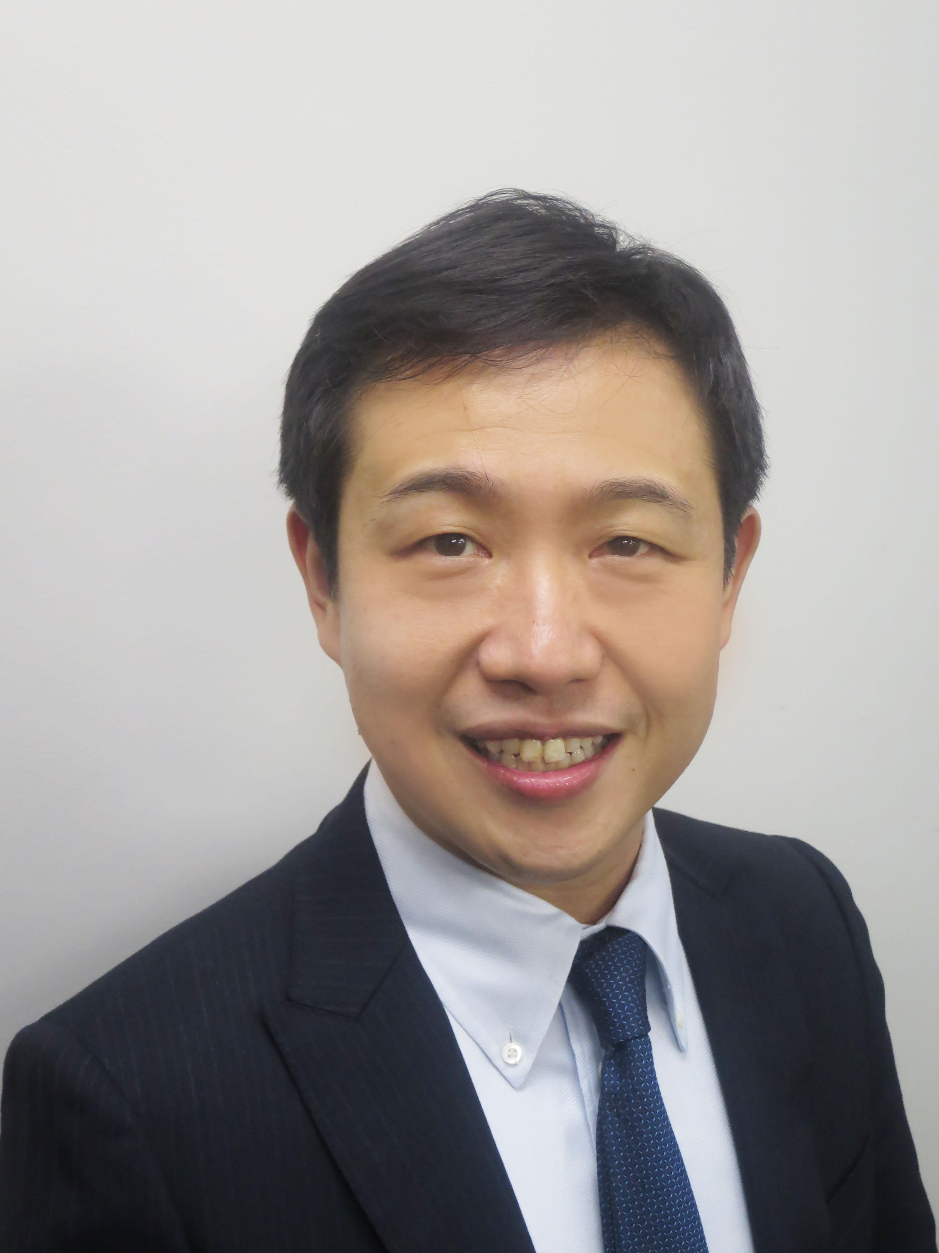 吉野晃先生