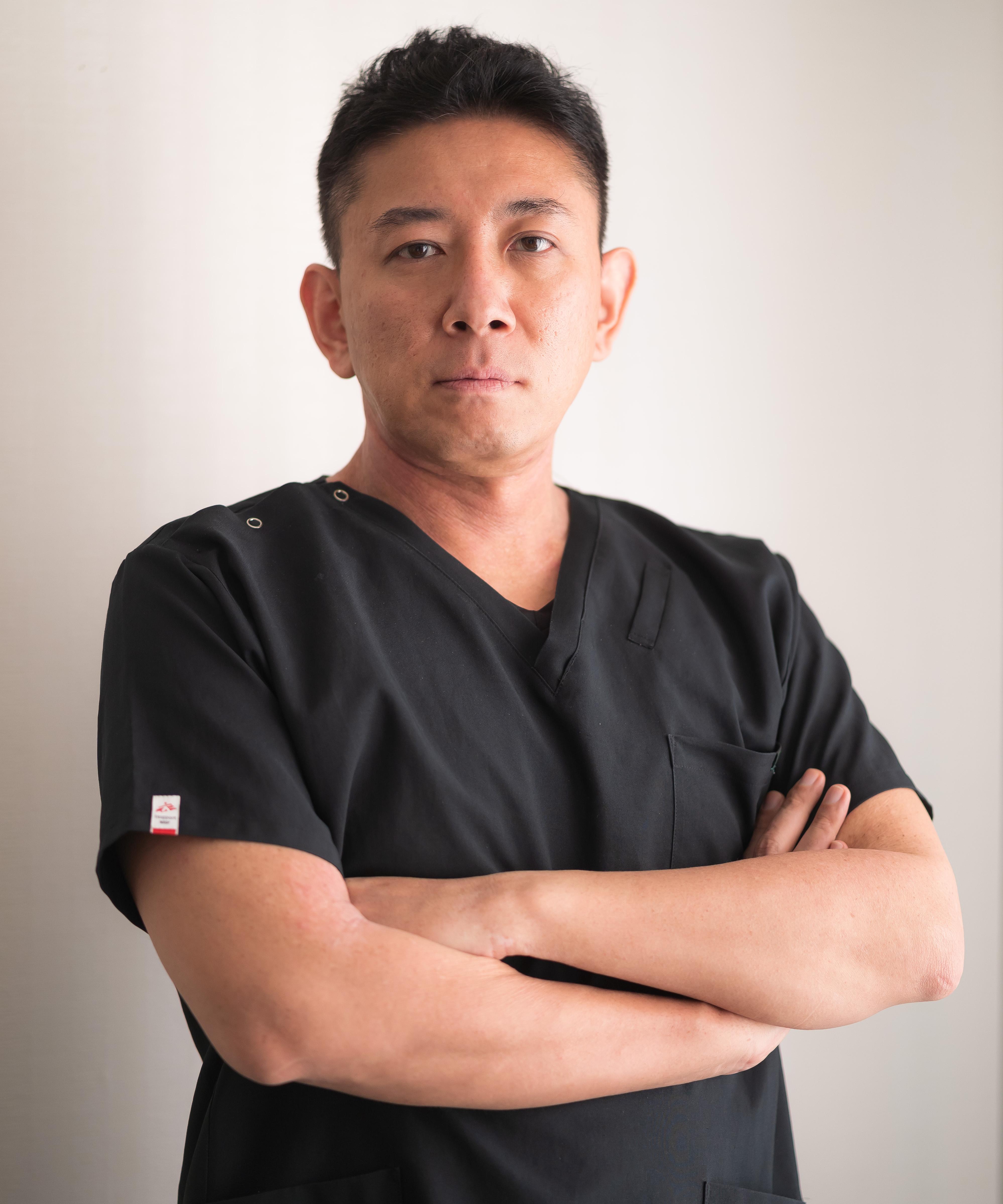 若林歯科 米崎先生