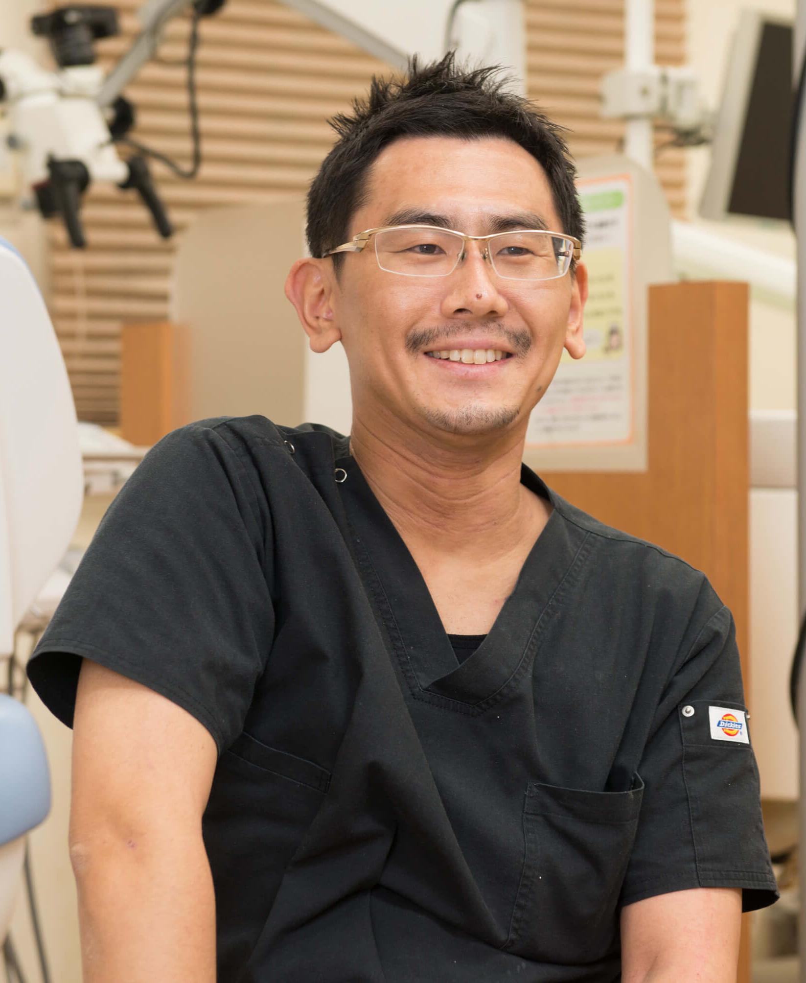 マスダ歯科医院 増田先生